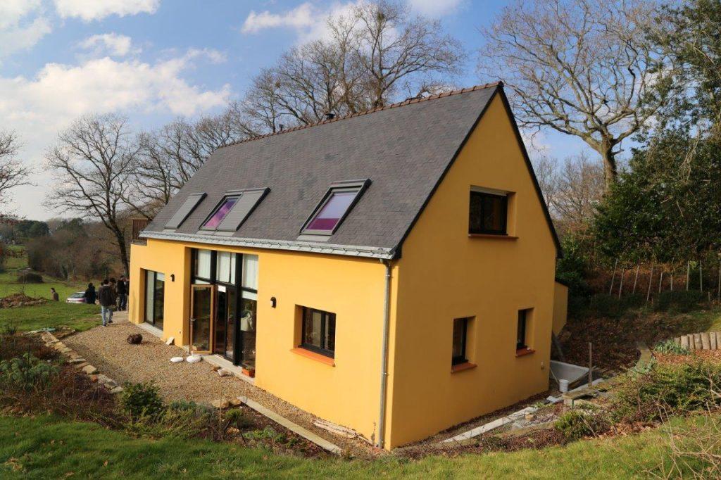 Maison neuve deja construite envie du0027une proprit for Acheter maison neuve deja construite